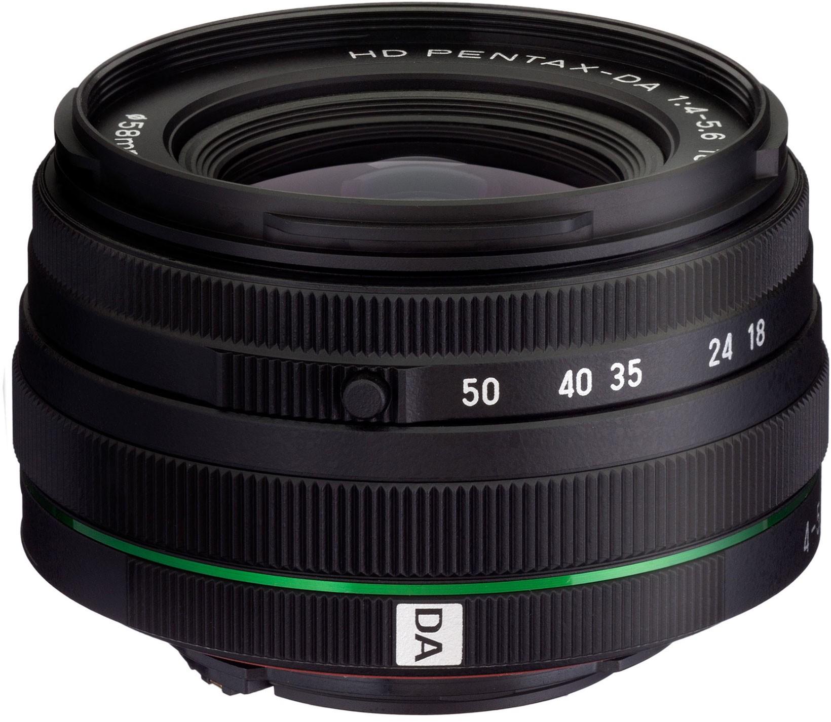 Pentax HD DA 18-50
