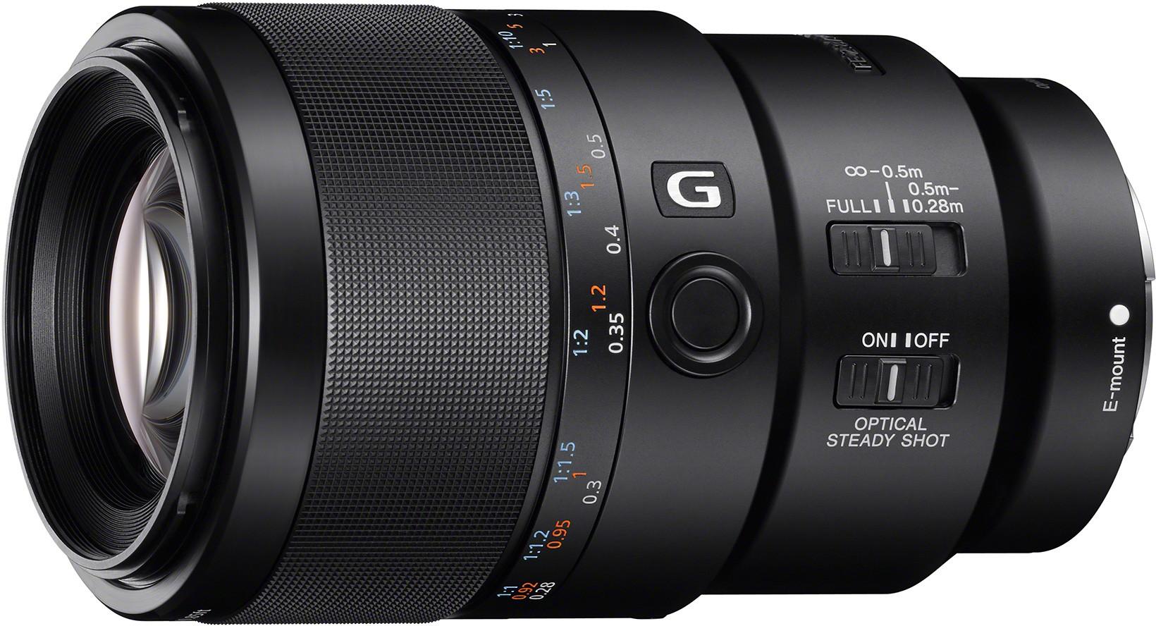 Sony 90 mm